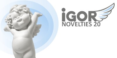 IGOR Neuheiten 2020.1